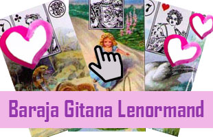 cartas gitanas Lenormand