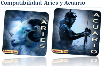 Compatible aries con acuario