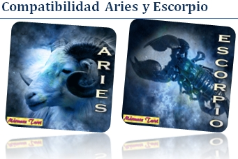 Compatible aries con escorpio