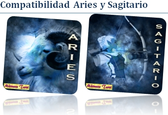 Compatible aries con sagitario