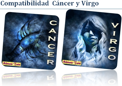 Compatible cancer con virgo