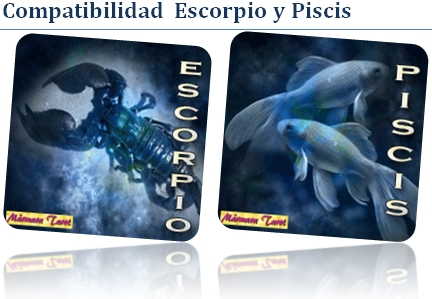 Compatible Escorpio con Piscis