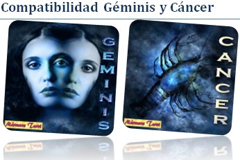 Compatible geminis con cancer