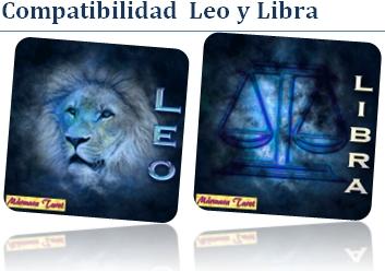 Leo y libra sexualmente
