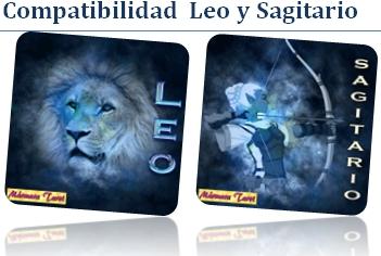 compatible leo y sagitario