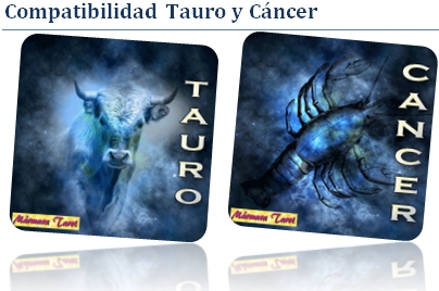 Compatible tauro con cancer